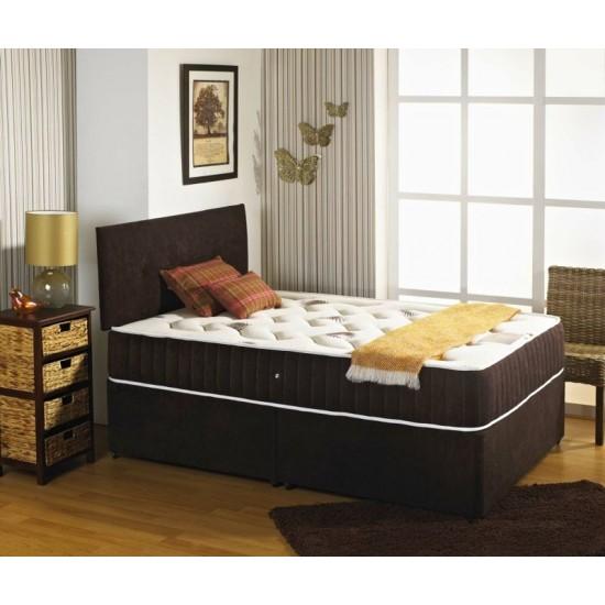 Divan Bed With Luxurious Mattress